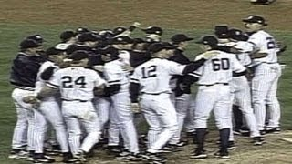 2001 ALCS Gm5: Yankees advance to World Series