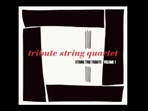 Tribute String Quartet - Wonderful World (Sam Cooke tribute)