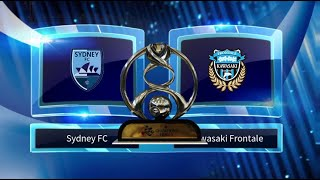 Sydney FC vs Kawasaki Frontale Prediction & Preview 21/05/2019 - Football Predictions