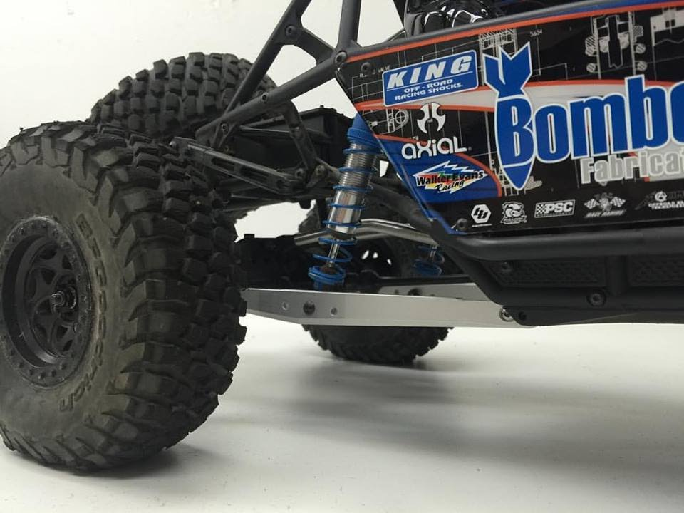 Axial Rr10 Bomber Budget Build Vanquish Trailing Arms