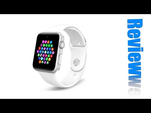 Banaus BS19 Smart Watch: Review + Tutorial