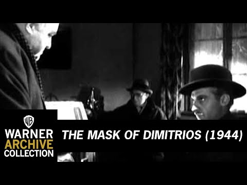 The Mask Of Dimitrios (Preview Clip)