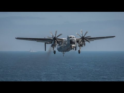 Navy Plane Crashes While Flying To Carrier Off Japan