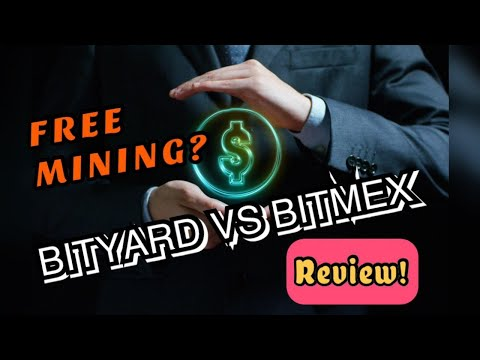 Bityard Exchange Review! Easy Cryptocurrency Contract Exchange/ 100X Margin Trading/ Free Mining