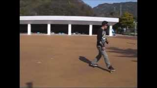 Freeline Skates進級試験Step 9級~ICHI+