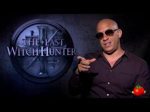 The Last Witch Hunter Interview: Vin Diesel, Elijah Wood, and Rose Leslie