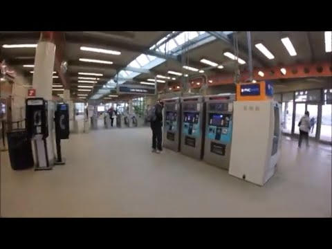 Midway Airport To Downtown Chicago Using Elevated Train Orange Line
