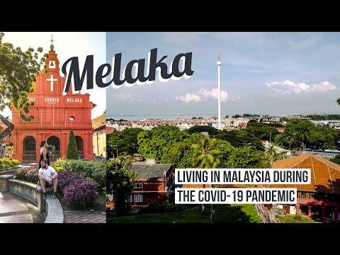 Visit MELAKA (MALACCA), MALAYSIA! Post-Covid Travel