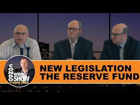 Condo Reserve Fund Studies And The New Alberta Legislation. Can The Quality Be Improved?