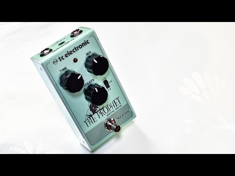 TC Electronic THE PROPHET (digital delay) - in depth review