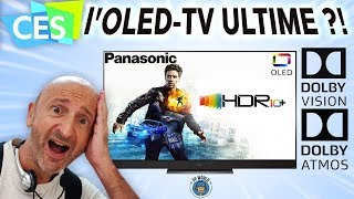 Panasonic : L'OLED-TV 4K ULTIME ! (Dolby Vision, HDR10+, ATMOS )