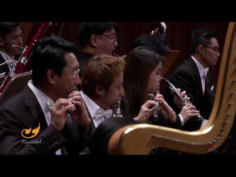 """""""Suite from Der Rosenkavalier"""" By Thailand Philharmonic Orchestra"""