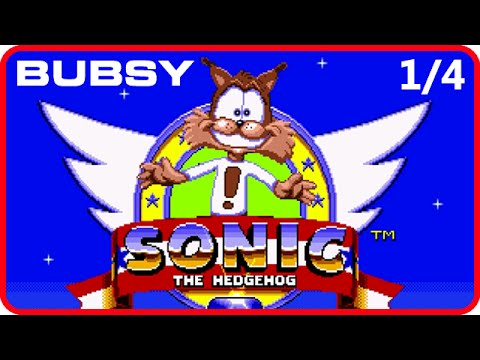 Bubsy the Hedgehog Romhack [1 of 4]