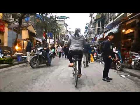 hanoi road fun