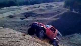 4x4 rosarito  represos     team evil`s  off road