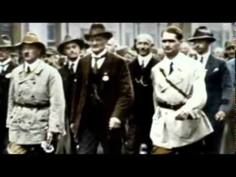 Mein Kampf The Story of Adolf Hitler History Channel Documentary