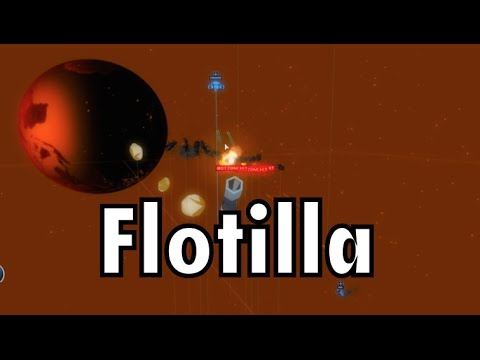 Flotilla - 3D Space Strategy, with Alien Chickens & Deer!