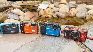 DPReview TV: Waterproof Compact Camera Roundup 2018