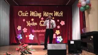 Giữa mạc tư khoa nghe câu hò Nghệ Tĩnh (Tết 2013)