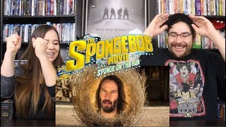 The Spongebob Movie SPONGE ON THE RUN - Official Trailer Reaction / Review