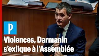 [DIRECT] Violences policières, suivez l'audition de Gérald Darmanin à l'Assemblée