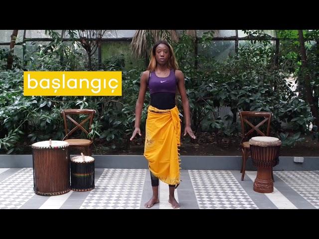 Batı Afrikca Dansları 1: Sinte