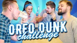НЕВЕРОЯТНЫЕ БРОСКИ | Oreo Dunk Challenge