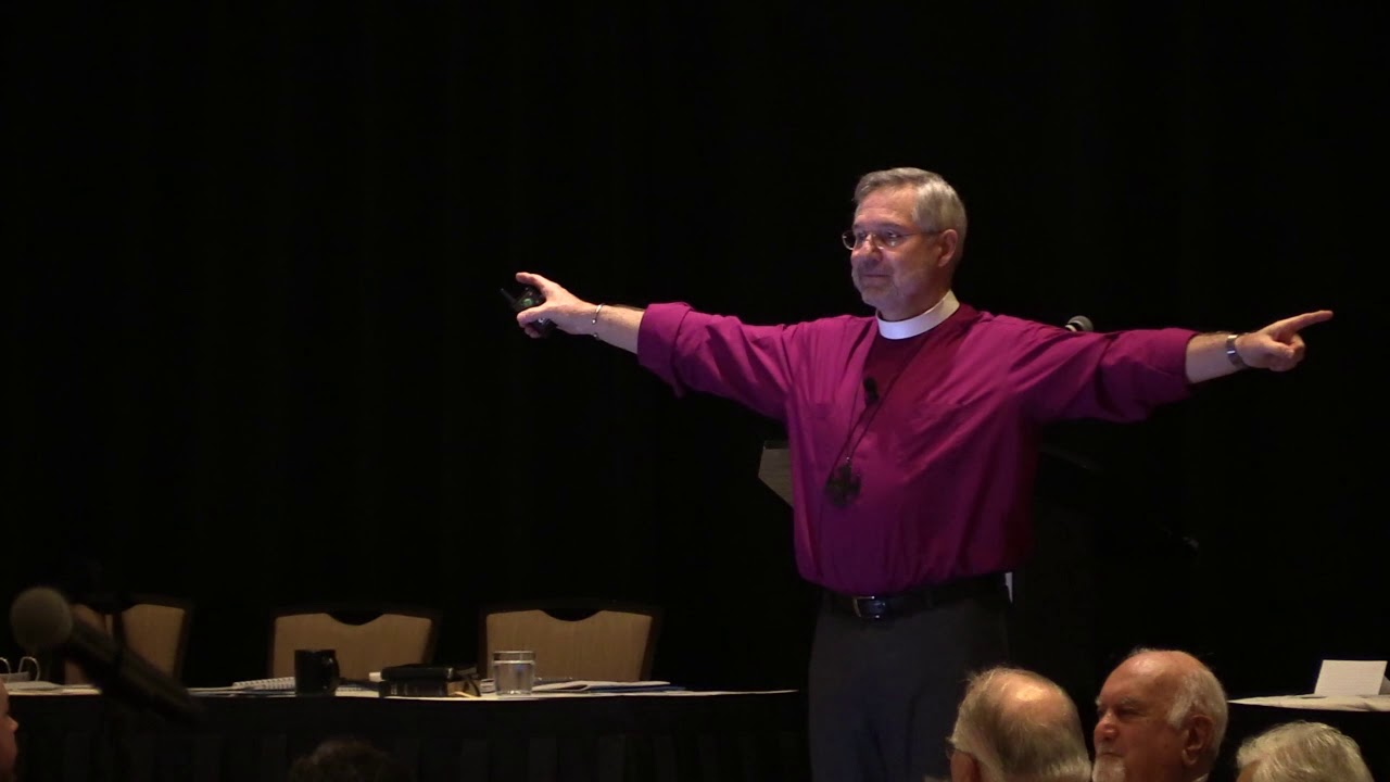 Bishop's Annual Address - Convention 2018