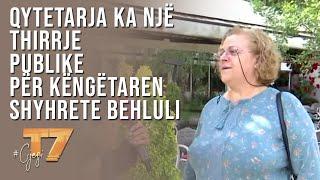 #gjesi: Qytetarja ka një thirrje publike për këngëtaren Shyhrete Behluli