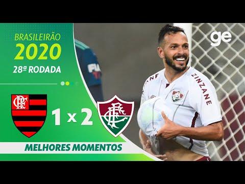 Flamengo 1 x 2 Fluminense - Gols - 06/01/21 - Brasileirão 2020 - YouTube