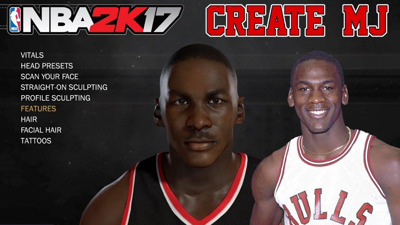 on feet images of cute cheap best website NBA2K17 How To Create Michael Jordan MyPlayer MyCareer