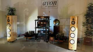 High End 2017 Munich - day three - slideshow with MAG-LEV, the levitating turntable
