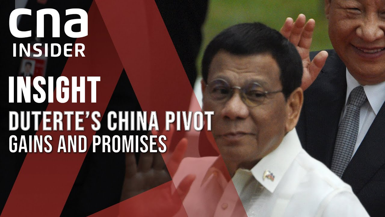 Will Duterte's Pro-China Policies Pay Off For The Philippines? | Insight |  Full Episode - YouTube