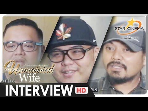 Interview - Direk Dan Villegas, Direk Frasco Mortiz, Direk Badjie Mortiz - 'The Unmarried Wife' - 동영상