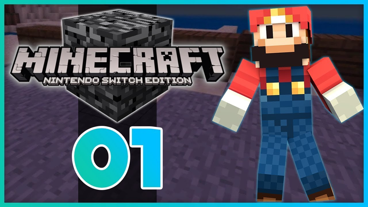Minecraft Bedrock Edition Part 1 The Fun Begins Nintendo