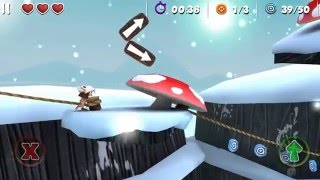 Manuganu - Level 18...Cold Winter...Gameplay (Free Game on Android)