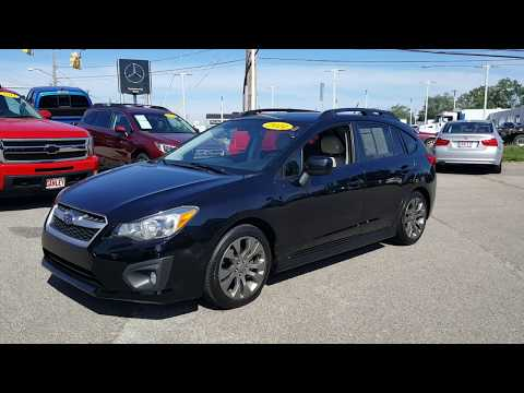 2014 Subaru Impreza 2.0i For Sale Cleveland OH S6812T