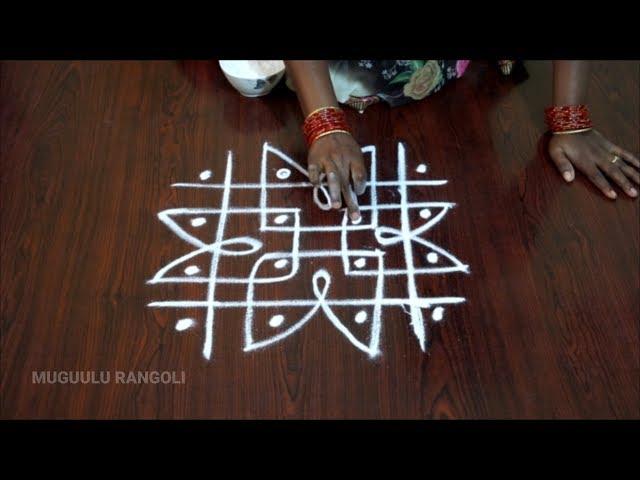 4 pulli kolam small pulli kolam designs tamil new year kolam with dots tamil rangoli kolangal