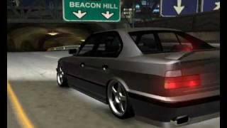 [NFSU2] BMW 535i mod Thumbnail