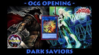 Sky Striker Mobilize - Engage! is Only SUPER Rare? | OCG Deck Build Pack: Dark Saviors Box Opening