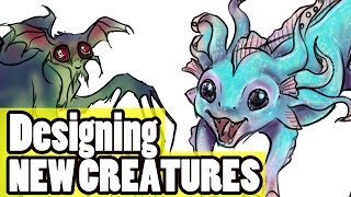 Turning Animals into CREATURES