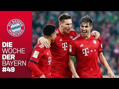 FCB & BVB punktgleich, Gnabry verlängert bis 2023 | Die Woche der Bayern | Ausgabe 49