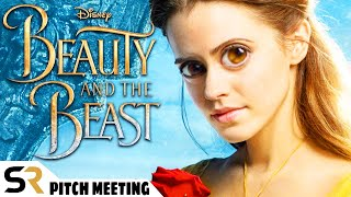 Beauty and the Beast 2017 Pitch Meeting
