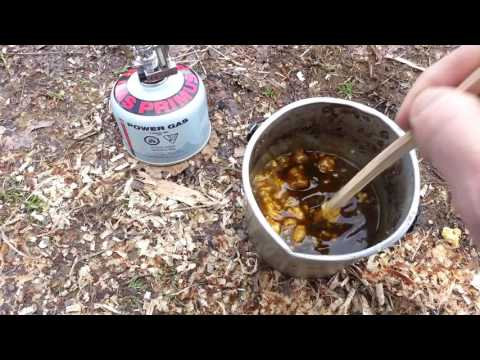 Making beeswax and linseed oil tool handle finish salve