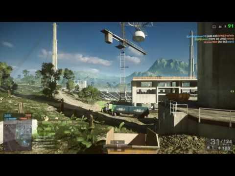 GTX 1060 Battlefield 4 gameplay