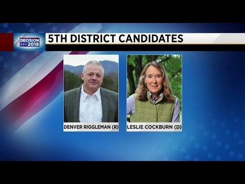 Virginia's 5th District candidates - Riggleman, Cockburn -  on immigration