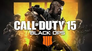 Call of Duty 15 : Black Ops 4