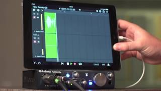 PreSonus AudioBox i Series QSG, Part 5 of 6: iPad Connectivity, en Español