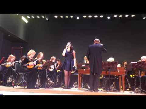 У природы нет плохой погоды Анна-Мария Сабирова и Калининградский оркестр народных инструментов