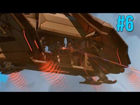 Panic on the Streets of Africa! - XCOM 2 #6